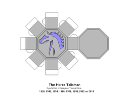 The Horse Talisman by Gamekirby