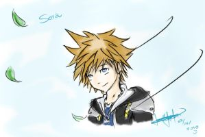 Speed Sora by daniparra