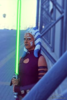 Ahsoka Tano from Clone Wars!! by TwilekParadise