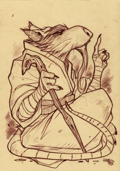 Splinter by DenisM79