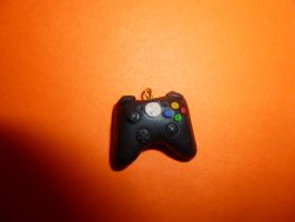 Xbox Controller Charm by MadameMalaki