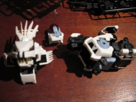 Building of My New Zoid 2 by MidnightLiger0