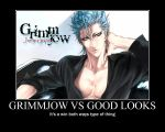 Sexy grimmjow Motivational by Reoko1