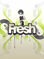 Funky Fresh by 54NCH32