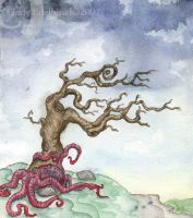 Octopus tree by oktopussy