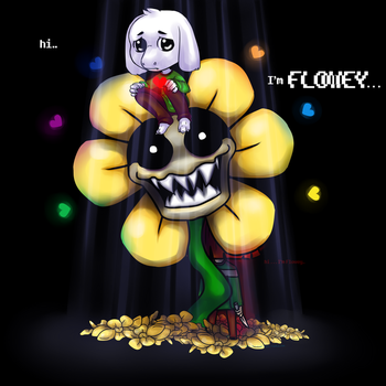 The Flower by Focail