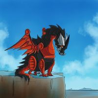 Predaking Has Feelings by The-Starhorse