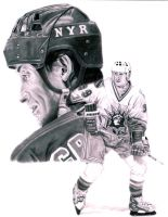 Wayne Gretzky by ScottyDal