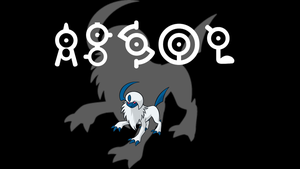 Absol Background by JCast639