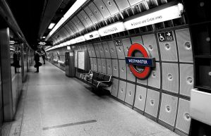 Westminster Station by dali-47
