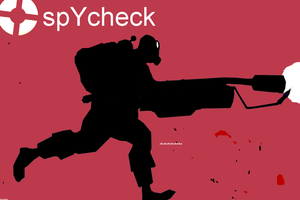 Team Fortress 2 Pyro Wallpaper by punchtherain
