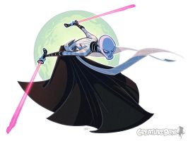 Ventress by CreatureBox
