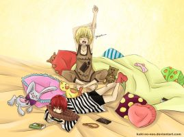 Wake up Mello! by Neo-N