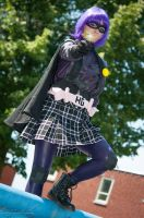 ~Helimatra Cosplay~ Hit Girl - Wanna Fight? by HelimatraCosplay