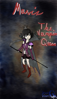Mavis the Vampire Queen by Missplayer30