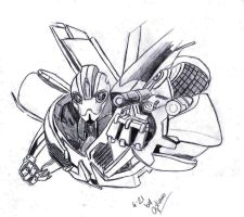 Bumblebee's Chest by OptimusPrime29