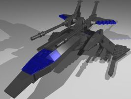 Lego Assault Fighter1 by bwansy