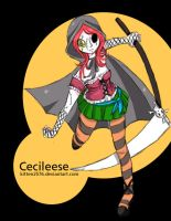 Lily's Pads - Cecileese by ZOE-Productions