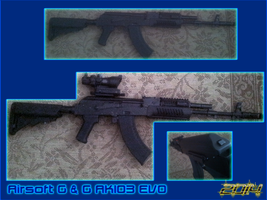 Airsoft AK103 by Luckymarine577