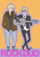 Rock Duo | APH by ExplodingPiano