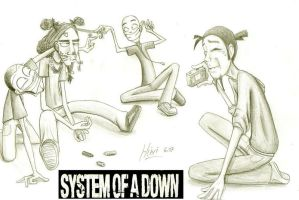 soad- say cheese by Hiwi