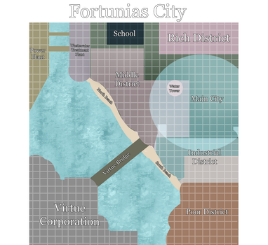 SinSeries: Fortunias City by Chibi-Works
