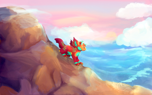 [Crederia] .:Rocky Introductions:. by Pietastic-games