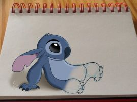 Stitch in time by Stitch-Ohana