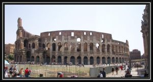 Colosseo Roma - No. 1 by bisi