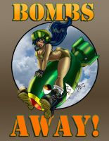Bombs Away by imagesbyalex