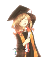 Graduation by Pluvias