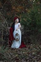 Little red riding hood Premium Stock 5 by HigherSeeking