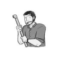 Pipe Down Tee-Shirt by TheGouldenWay