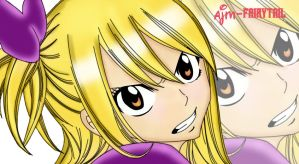 Lucy Heartfilia Ep 271 by AJM-FairyTail