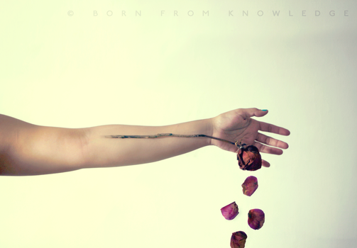 Unrequited Love by bornfromknowledge