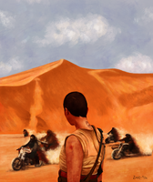 Fury Road by zinst