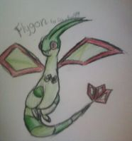 330 - Flygon by pokefan444