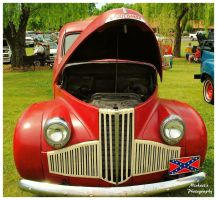 A Studebaker Truck - Front View by TheMan268