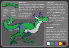 Jiggy - Reference Sheet 2013 by TheJiggyMonster