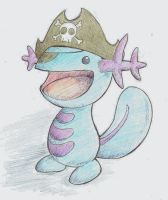 Pirate Wooper by idrawwoopers