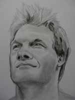 WWE Chris Jericho by VinceArt