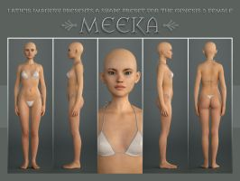 Laticis Imagery MEEKA Preset by Laticis