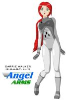 Carrie Walker - pilot suit by Dangerman-1973