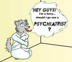 should I see my psychiatrist by verix