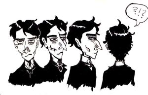 Holmes from back and front by elina-elsu