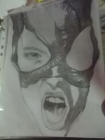 Cat Woman-Unfinished by sheehanjessica9