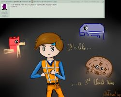 Question #9 by Ask-Emmet-Lego