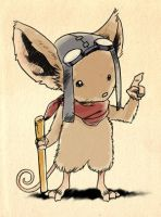 Mouse Guard Fan Art by Brueh