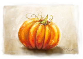 Pumpkin by cylonka