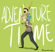 To an Adventure by JailhouseKing